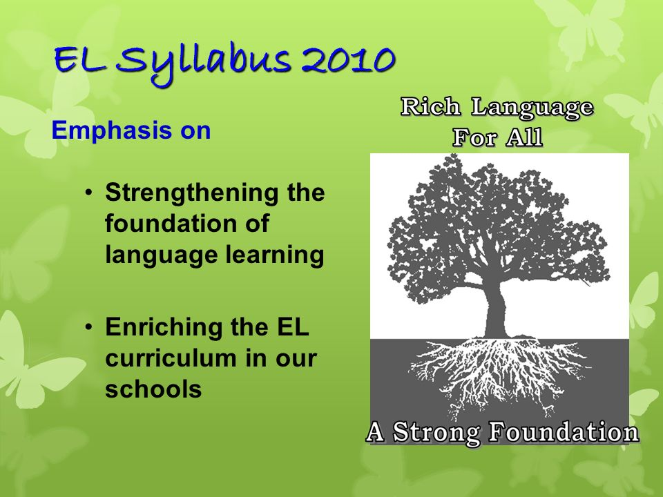 STELLAR Strategies for English Language Learning and Reading Aims to move EL learners towards independence using authentic texts and learning activities that motivate and engage different learners