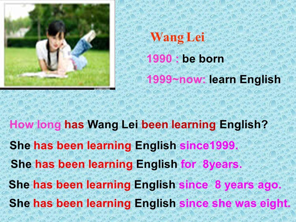 Miss Li 1975: be born 2001~2007:teach Chinese How long has Miss Li been teaching Chinese.