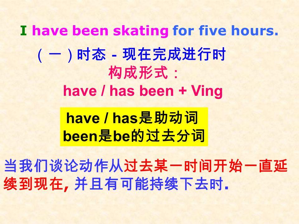 Wang Lei 1990 : be born 1999~now: learn English How long has Wang Lei been learning English.