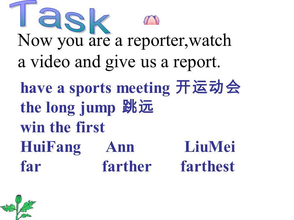A: Liu Ying, what sport do you play. B: Tennis. A: When did you start.