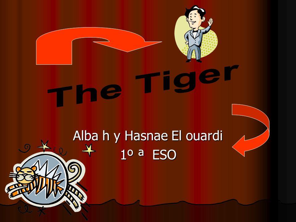 Alba h y Hasnae El ouardi 1º ª ESO