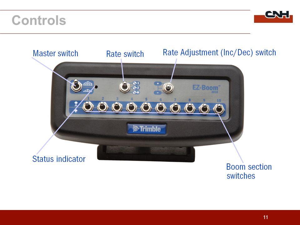 11 Controls