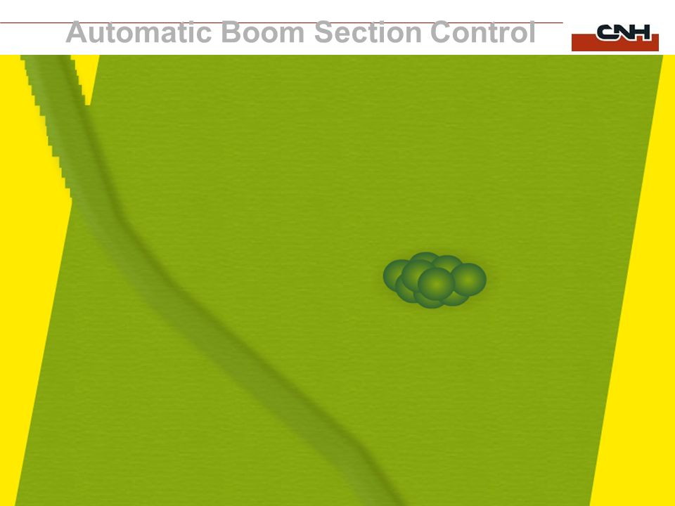 3 Automatic Boom Section Control