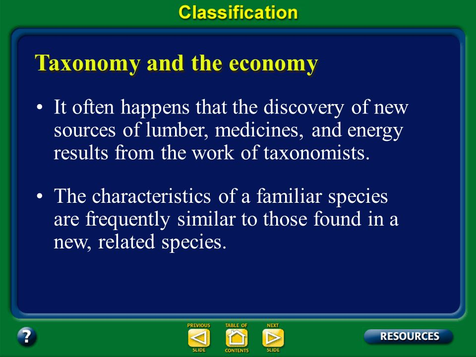 Section 17.1 Summary – pages 443-449 Taxonomy: A useful tool Anyone can learn to identify many organisms using a biological (dichotomous) key. A key i