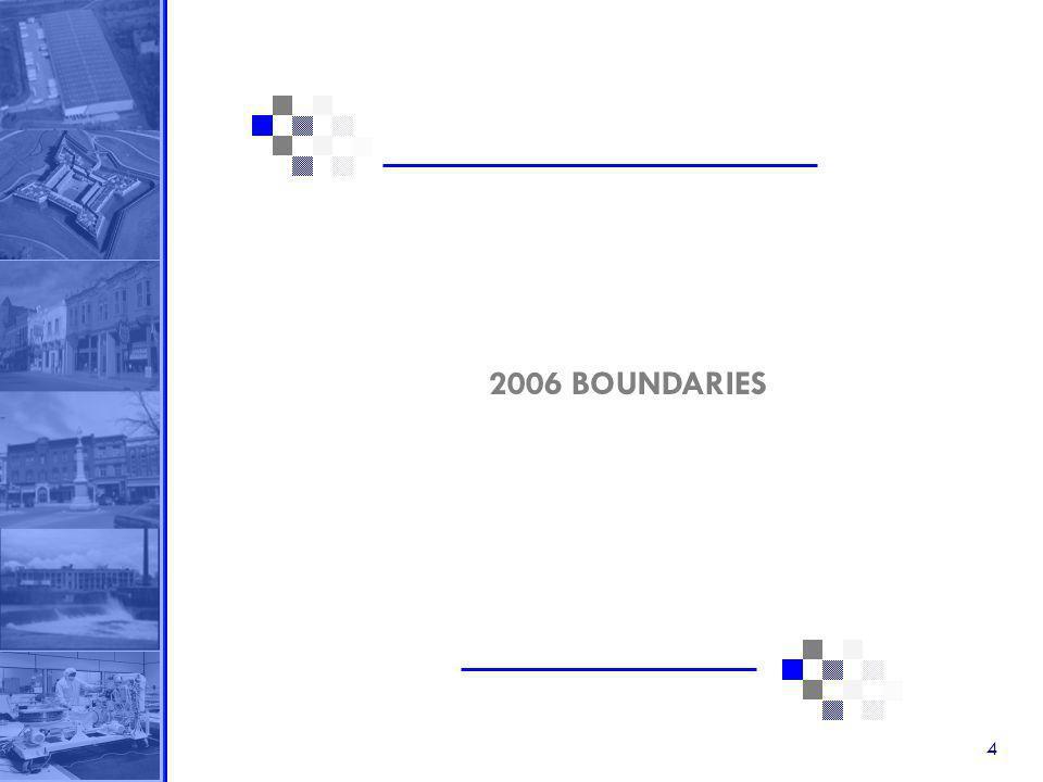 4 2006 BOUNDARIES