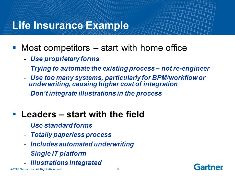 © 2006 Gartner, Inc. All Rights Reserved.