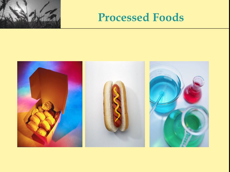 Processed Foods