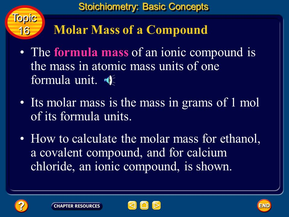 Covalent compounds are composed of molecules, and ionic compounds are composed of formula units.