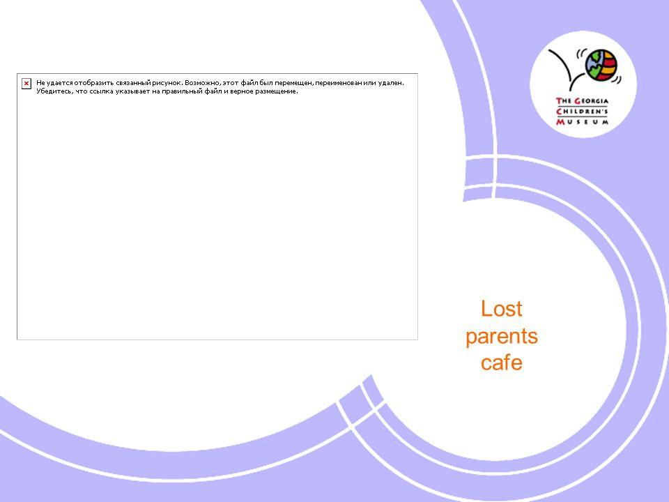 Lost parents cafe