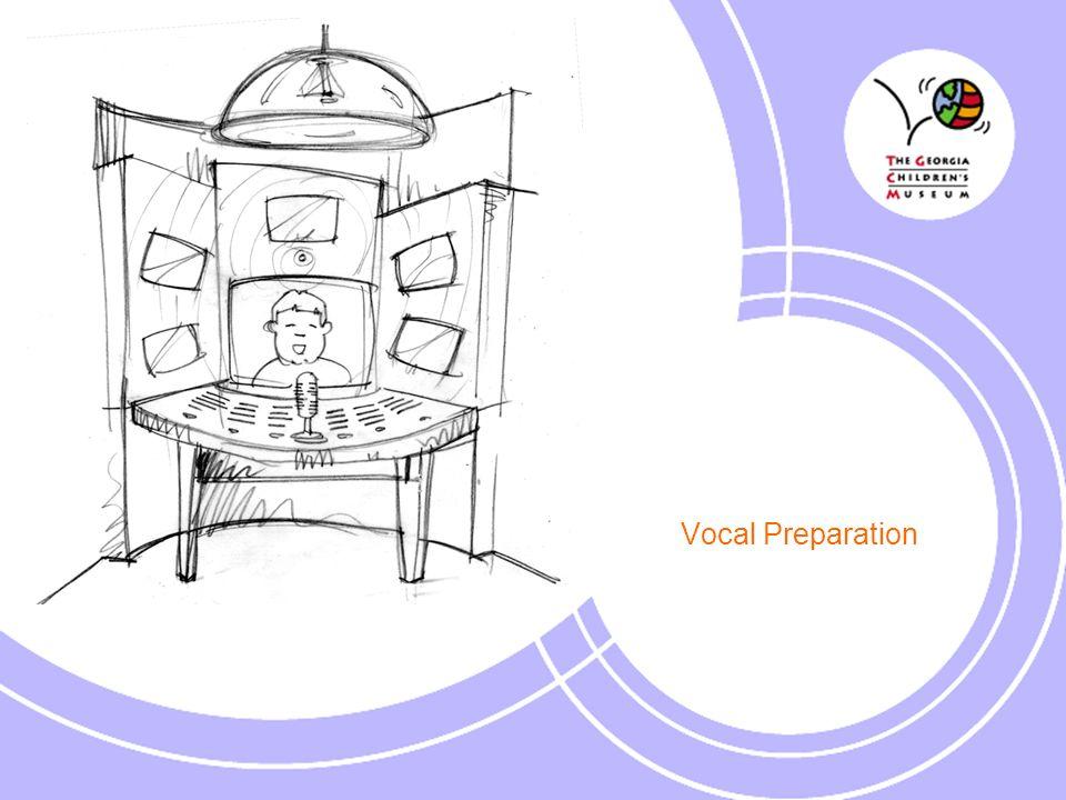 Vocal Preparation