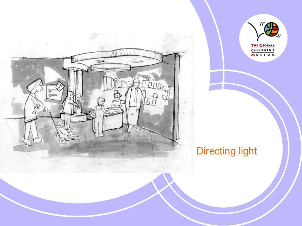 Directing light