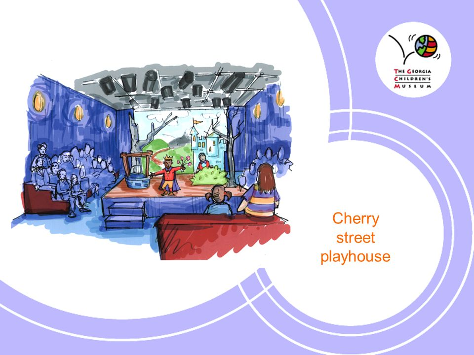 Cherry street playhouse