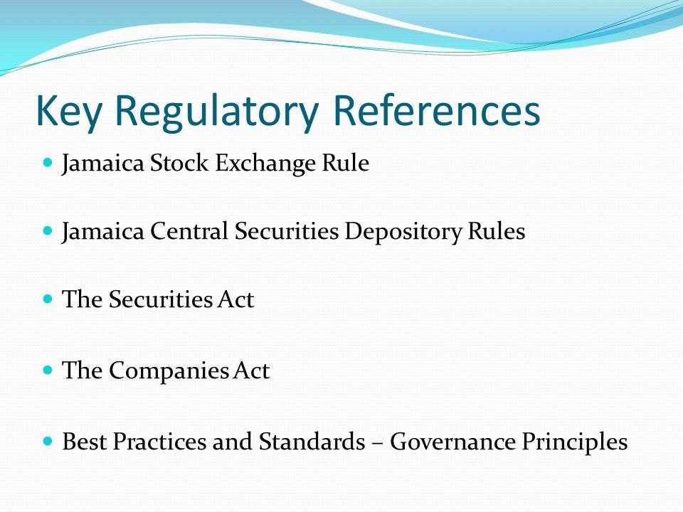 Key Constituents Shareholders Board of Directors Management Media & Civil Society Auditors and Legal Advisors Regulators