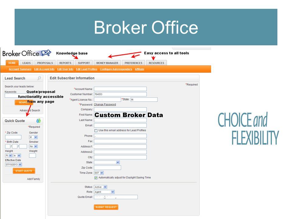Broker Office