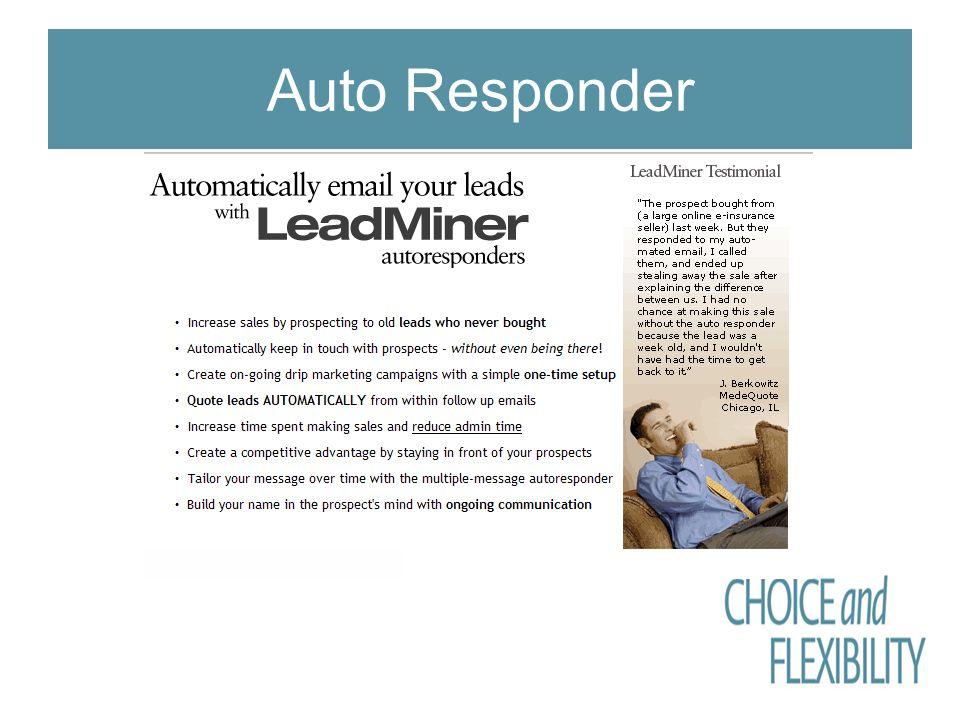 Auto Responder