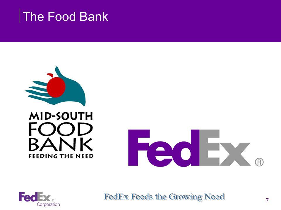 7 The Food Bank