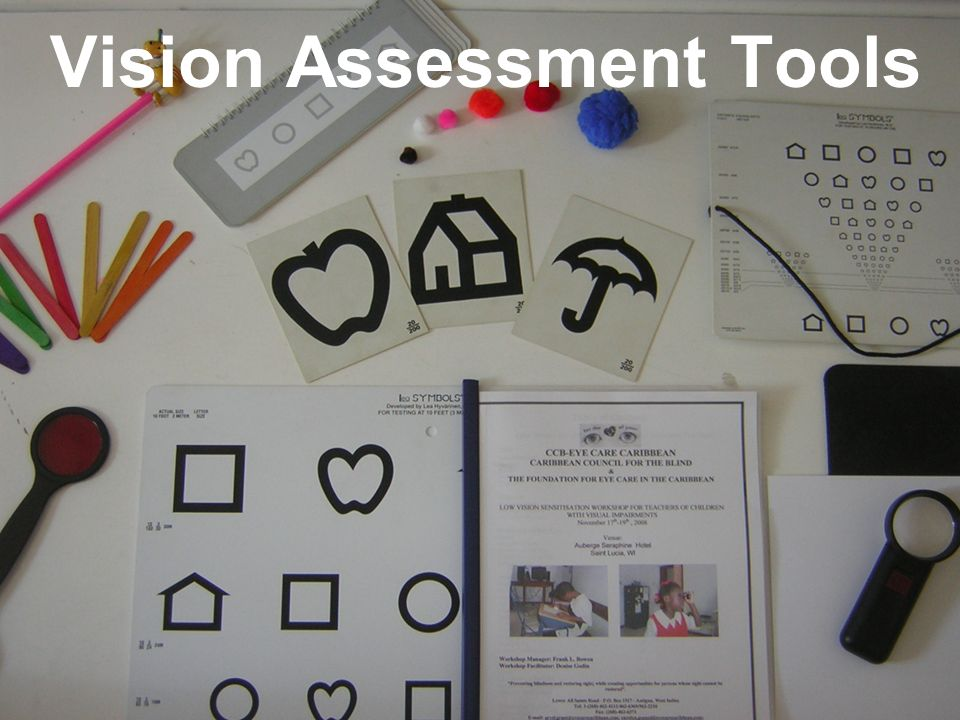 Vision Assessment History Distance Acuity Near Vision Other Referral Follow Up