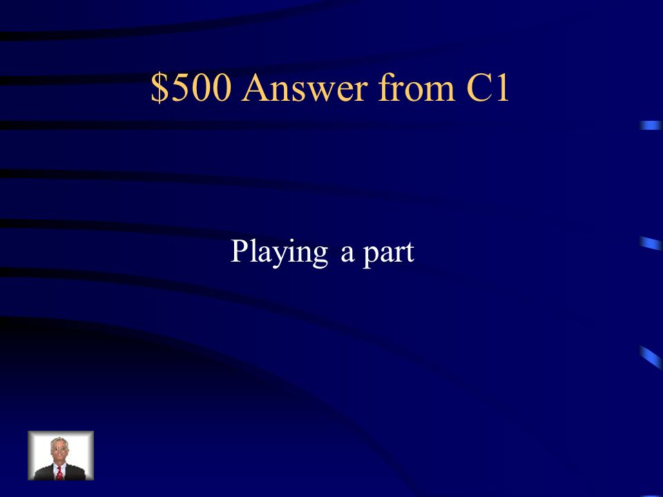 $500 Question from C1 Roll is used in all aspects except