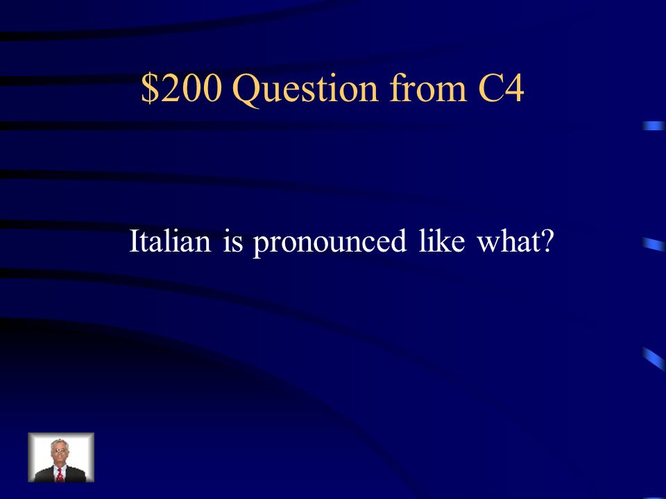 $100 Answer from C4 As far as and as fast as