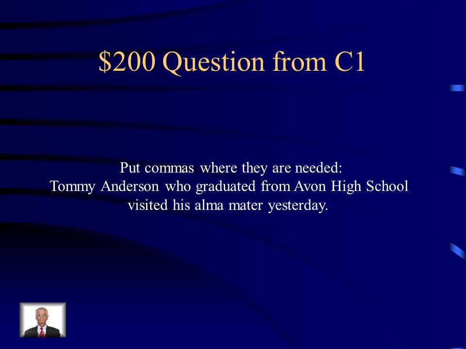 $100 Answer from C1 Prostate