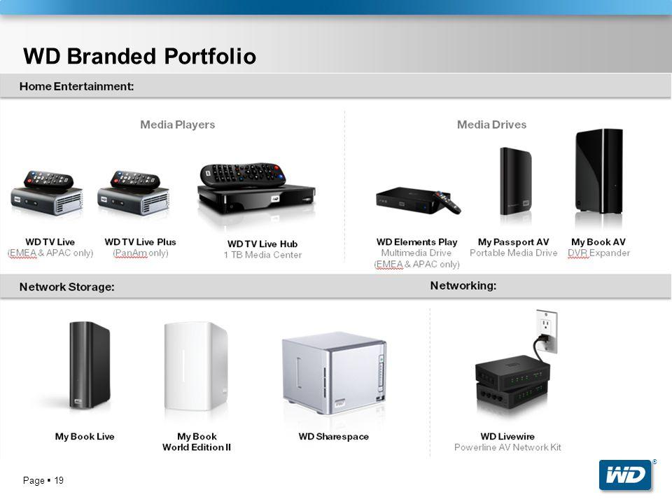 ® WD Branded Portfolio Page 19