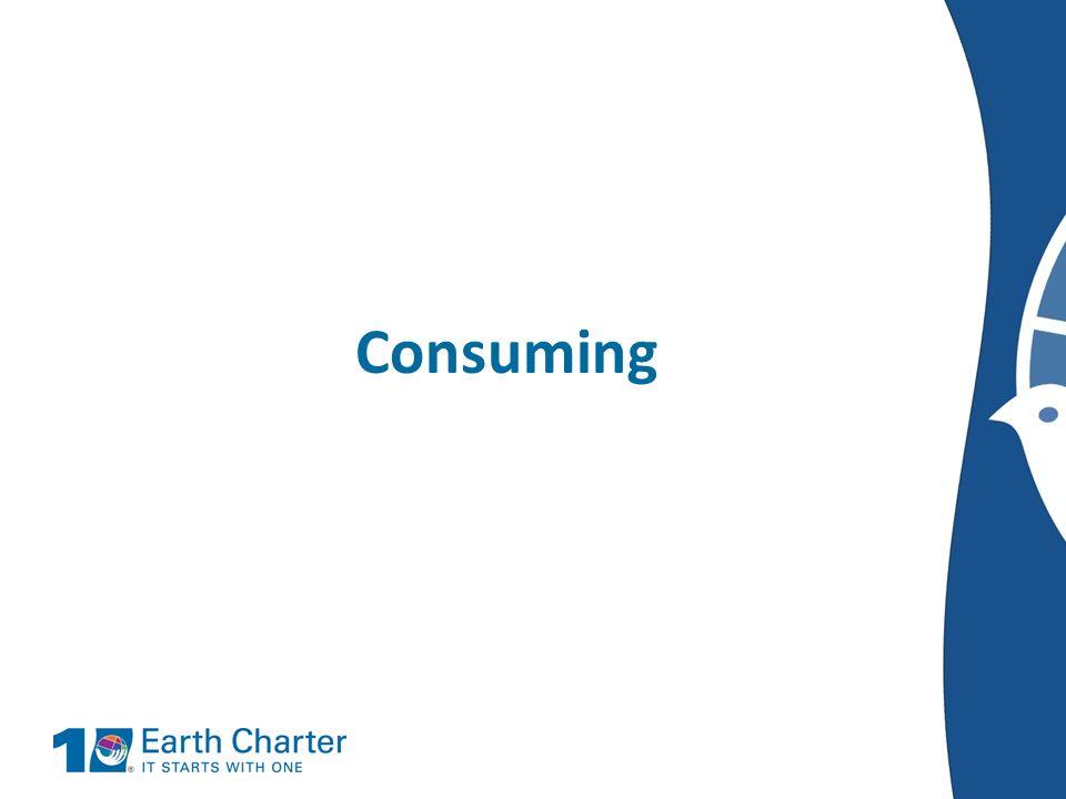 Consuming