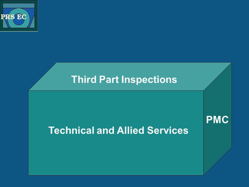 PRS Third Part Inspections PMC Technical and Allied Services