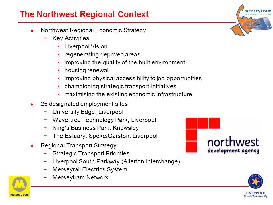 Merseytram & Regional Economic Development