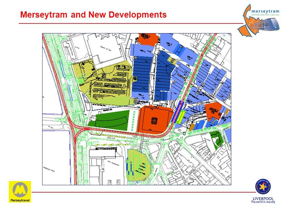 Merseytram and Key Development Sites