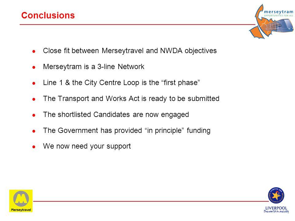Merseytram Line 3 – Rail Corridor Alternative