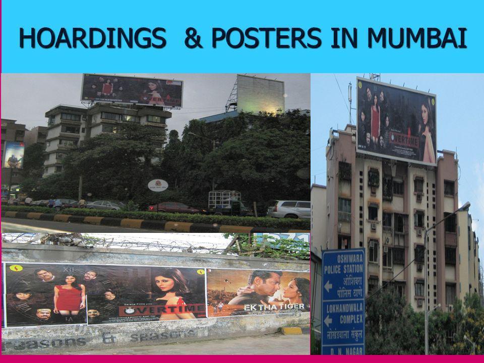 HOARDINGS & POSTERS IN MUMBAI