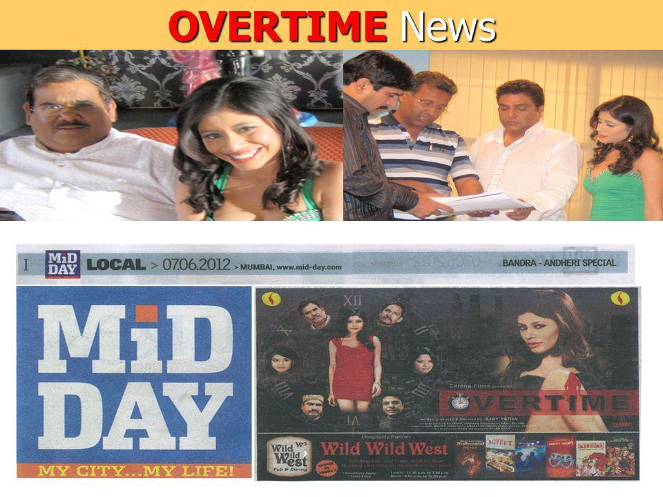 OVERTIME News