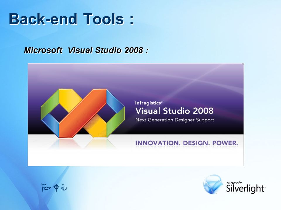 Microsoft Visual Studio 2008 : Back-end Tools : PWC