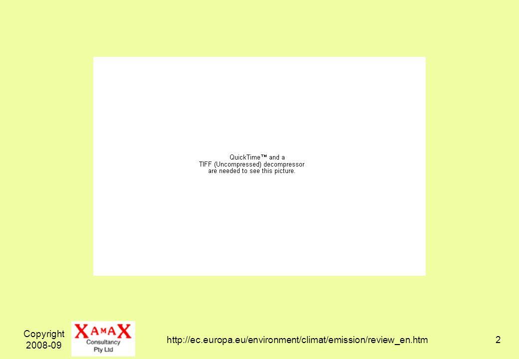Copyright 2008-09 3 http://www.bom.gov.au/cgi-bin/silo/reg/cli_chg/trendmaps.cgi.