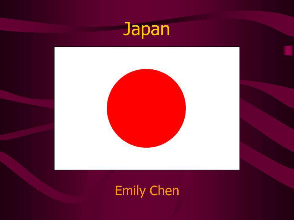 Japan Emily Chen