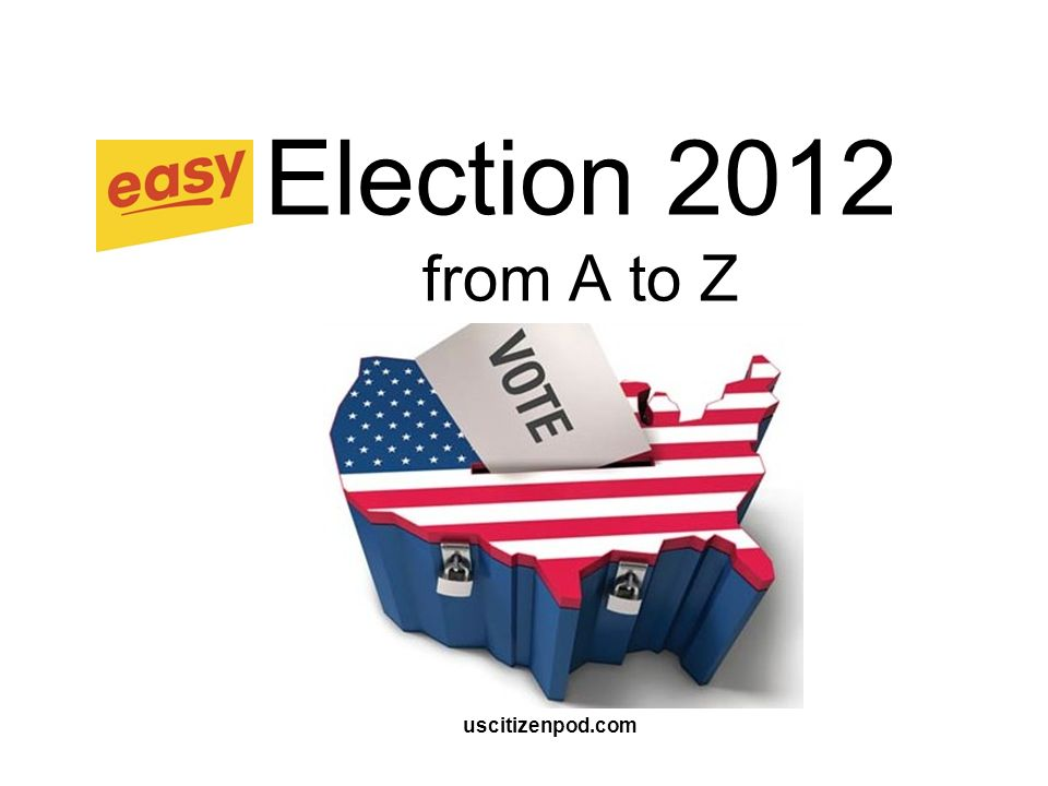 US Electoral College The US Electoral College officially elects the President & Vice President.
