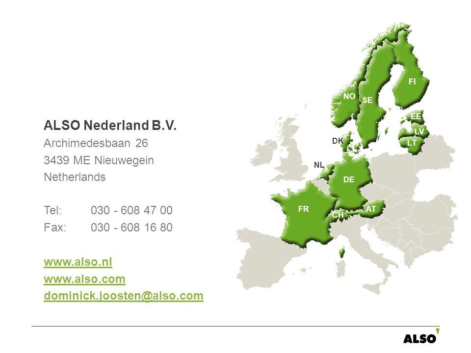 ALSO Nederland B.V.