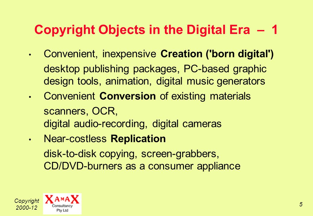 Copyright 2000-12 16 Powerful, Cashed-Up Corporations Heavily Dependent on Copyright Laws Software Providers (Adobe, Apple, Intuit, MS, Symantec,...