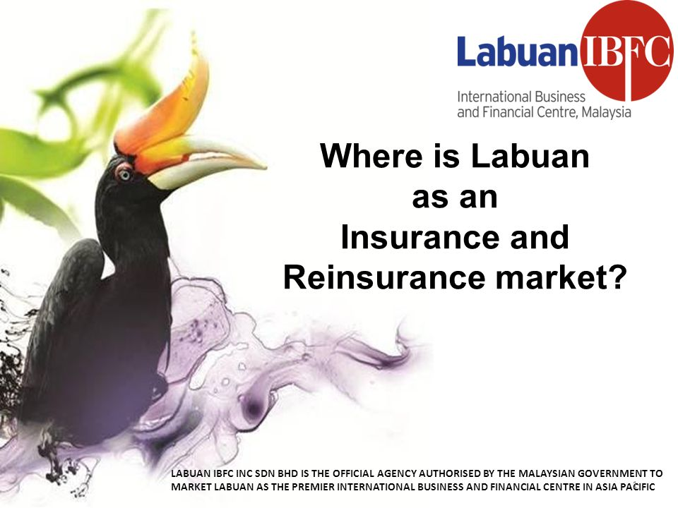 CONVENIENT. Labuan Takaful & Retakaful Total Gross Contributions USD million 26.9% 54.9%