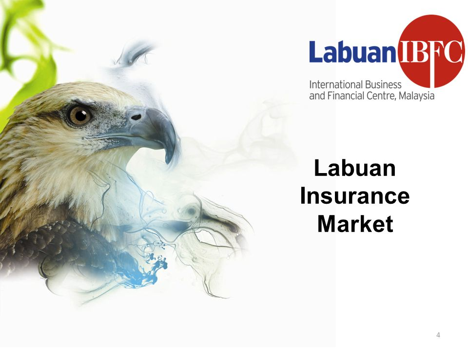Potential growth areas … Labuans growing popularity as a leasing centre Both the number and value of assets leased via Labuan has reached US$27.6 bn with growth across various sectors but in particular the oil & gas and aviation sector, it continues to grow, all leased assets require insurance coverage thus providing opportunities.