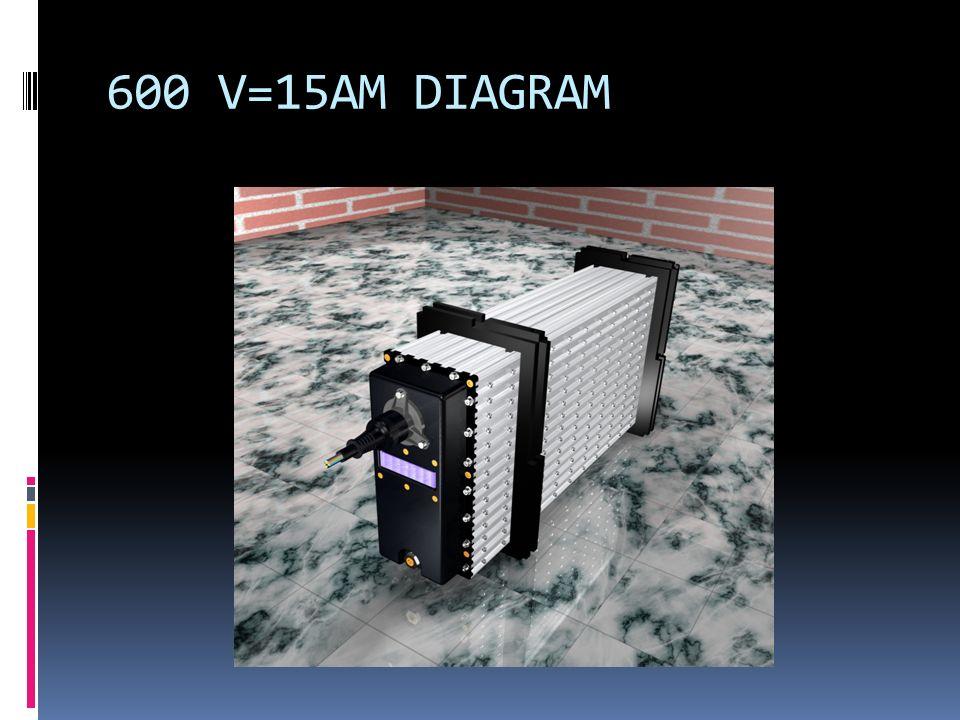 600 V=15AM DIAGRAM