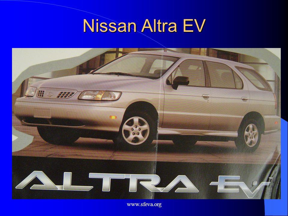 www.sfeva.org Nissan Altra EV