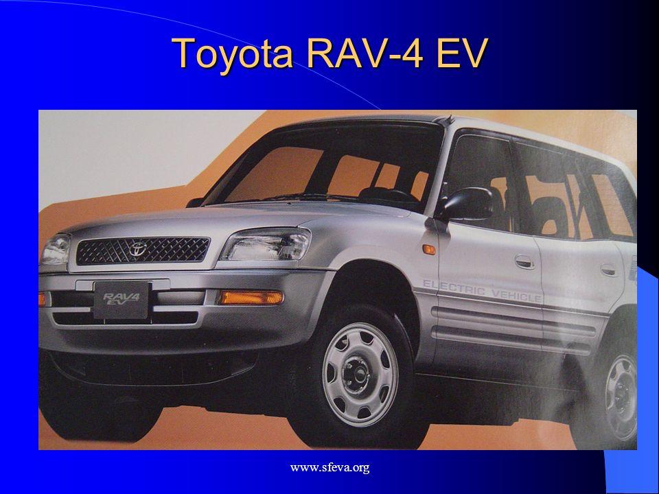 www.sfeva.org Toyota RAV-4 EV