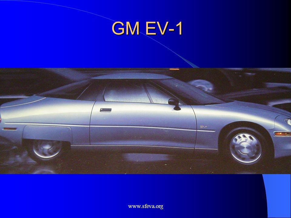 www.sfeva.org GM EV-1