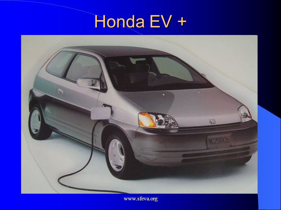 www.sfeva.org Honda EV +