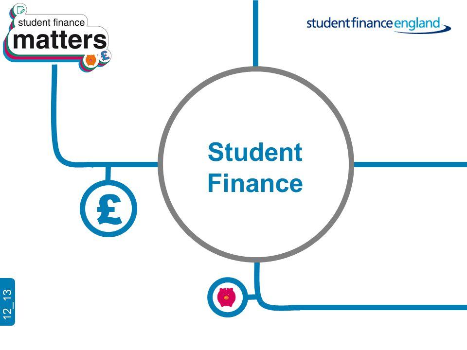 £ 12_13 Student Finance