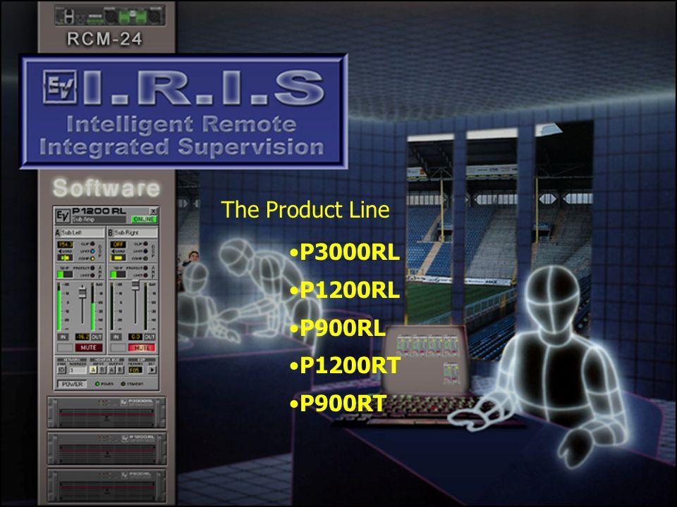 P3000RL P1200RL P900RL P1200RT P900RT The Product Line