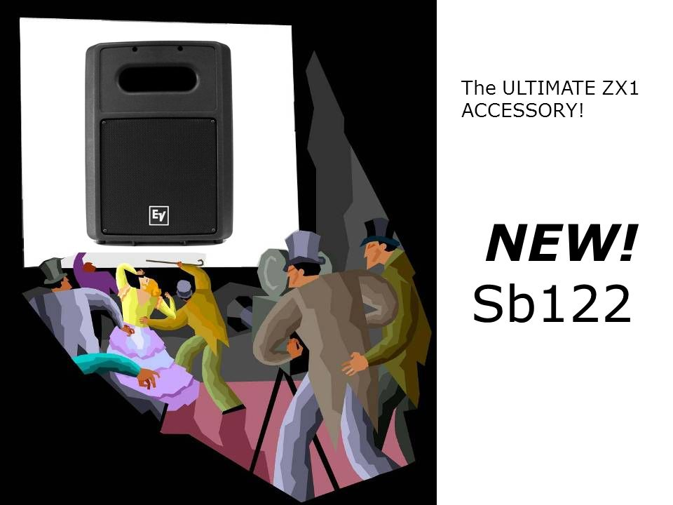 NEW! Sb122 The ULTIMATE ZX1 ACCESSORY!