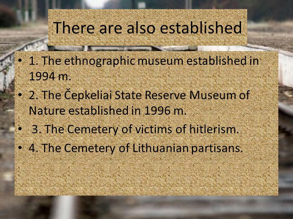 Marcinkonys ethnographic museum