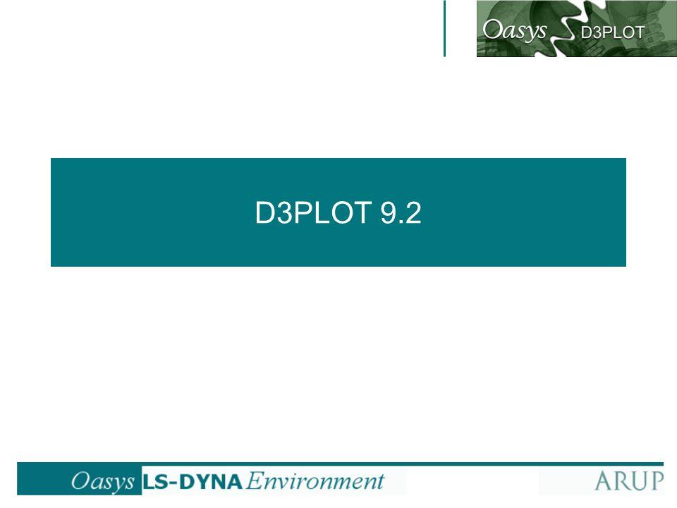 D3PLOT 9.2